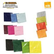 Servilletas De Papel Tissue Colores 1era Calidad 33x33 X100u