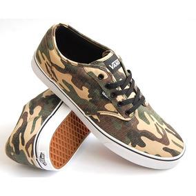 Zapatillas Vans Atwood Camufladas Importadas