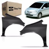 Paralama Honda Fit 2003 2004 2005 06 07 2008 Tong Yang