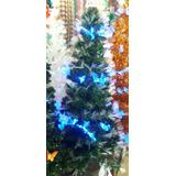 Árbol De Navidad Fibra Optica 180 Mt