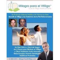Milagro Para El Vitiligo Libro - Digital