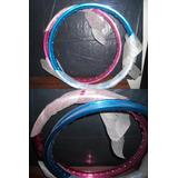 Rines De Alumino Dt 1.60 X 21 Colores Azul Y Rojo