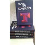 Manual Do Construtor - Coleção Completa - 06 Volumes -