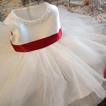 Vestido De Fiesta,bautismo Bebé