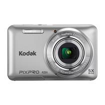 Kodak Cam.fot.fz-51 16mpx/5xopt/hd/panorama Capture