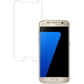 Película De Vidro Para Galaxy S7 Husky Invisível De Alta D