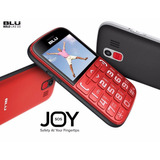 Blu Joy Dual Sim Teclas Extra Grandes Tercera Edad Boton Aut