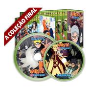 Naruto Todas As Sagas 720 Episódios Com 9 Filmes E Ovas