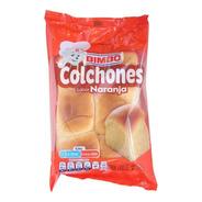 Colchones Bimbo Sabor Naranja 130 G