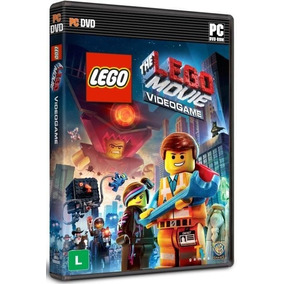 Jogo Lego Movie The Videogame - Pc