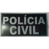 Emborrachado Polícia Civil Costas Descolorido