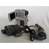 Camara De Video Mini Dv Sony Dcr-pc1 Bolsa Vintage