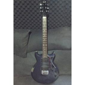 Guitarra Eléctrica Marca Ibañez Gio Color Azúl Excelente Son