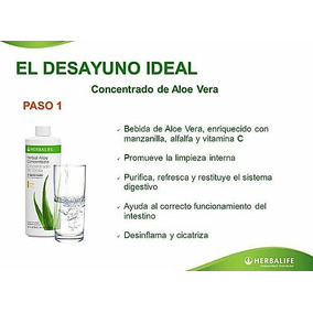 Concentrado De Aloe Vera Herbalife