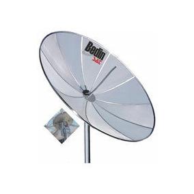 Antena Parabólica Bedin Sat 1,70m