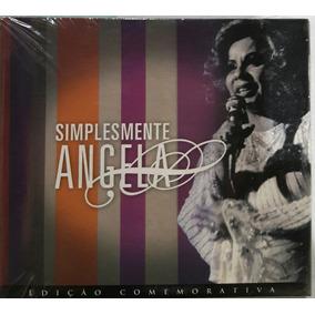 Angela Maria Simplesmente Ed. Comemorativa Cd Duplo (novo)