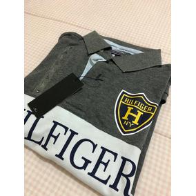 Camisa Polo Tommy Hilfiger Tamanho G   L Modelos Classic Fit faa5794fe3970