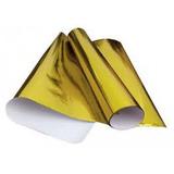 Papel Laminado Dourado - 49cm X 59cm
