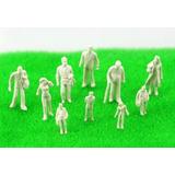 Figuras Personas A Escala Maqueta Arquitectura 1:75
