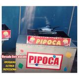 (pipoqueira Eletrica Profissional ,maquina De Fazer Pipoca