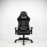 Silla Oficina Maxracer Negra / Fortnite Ps4 Xbox Pc