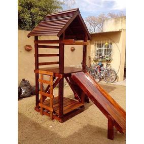 juego infantil de madera para exteriores calidad premium