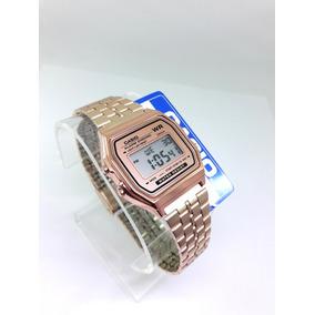 Reloj Rosa A159w Cobre Rose Gold Caja Nuevos Retro Oro