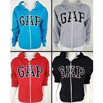 Moleton Feminino Gap Com Ziper