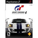 Gran Turismo 4 Para Ps2