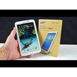 Samsung Galaxy Tab 3 16gb Sim 3g Blanco Tienda San Borja.