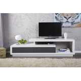 Mesa De Television Diseño Moderno Sistema Push Ref: Artaban