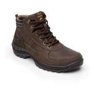 Botin Casual Caballero 66514 Flexi Chocolate