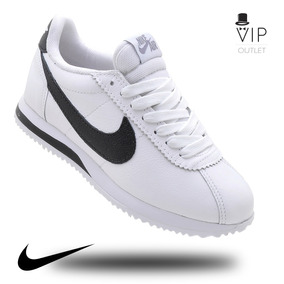 Tênis Nike Cortez Leather Classic Feminino