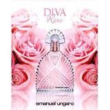 Diva Rose Nuevo Ungaro 100 Ml Garantido. Aromatic Boutique