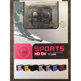 Câmera Digital Action Camcorder Hd Sports 2.0 Touch Panel Ap
