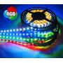 Fita Luminosa Led 5 Metros C/ Controle Remoto - Cores Rgb