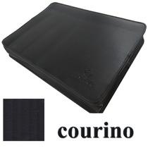 Bolsa Pasta Para Notebook Em Corino Preto Positivo