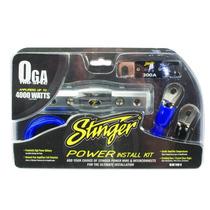 Stinger Kit De Instalación Sk101 Calibre 0 4000 Watts 300 A