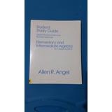 Libros Usados En Ingles - Álgebra Elemental E Intermedia