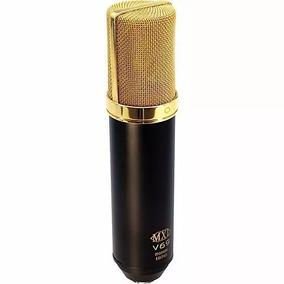 Microfone Mxl V69-he Tube- Original