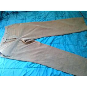 Pantalon De Cotele, Hombre