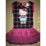 Bello Vestidos De Hello Kitty Importado Original