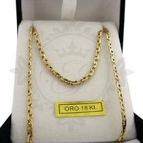 Cadena Oro 18k Hombre O Mujer Paris 5 Grs -60 Cm Regalo