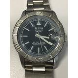 Relógio Original Automático Elgin - Parece Até Rolex Merg