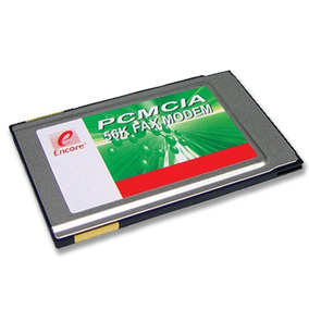 Adaptador Fax / Modem Pcmcia Encore Enp656-iv-ci