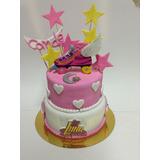 Torta Decorada Soy Luna X Kilo