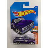 Hot Wheels 67 Chevy C10 Chevrolet Caminhonete Pickup