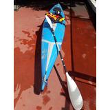 Kayak Travesía Single Baum + Equipo Navegación