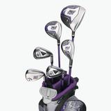 Kaddygolf Set Golf Junior Callaway Xj - 9 A 12 Años - Nena
