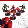 Spiderman Pose De Héroe